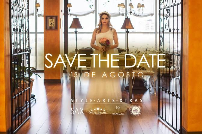 SAVE THE DATE – 15 DE AGOSTO!!