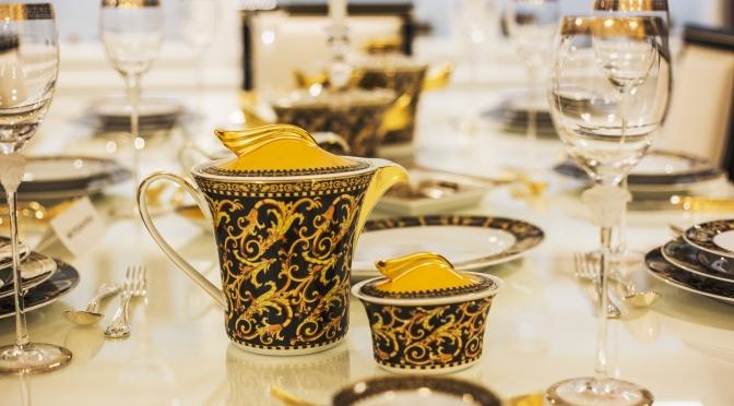 Versace Home | Luxo & elegância em sua casa