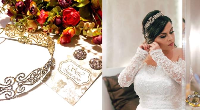 Acessórios para noivas com estilo | DK Acessórios