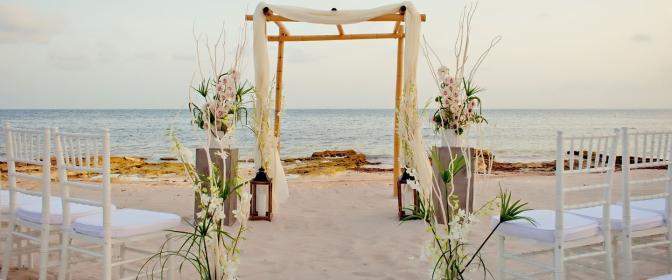 Barefoot: acessório para noivas que casarão na praia!