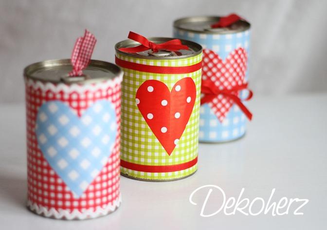 17 lindas ideias de latinhas decoradas faça-você-mesma!