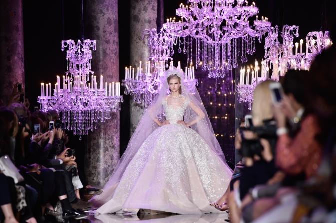 4 Vestidos de Noiva by Elie Saab que você encontra na SAX Department