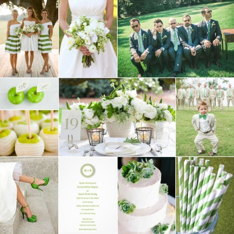 GreenandWhiteWeddingIdeas-1024x1024