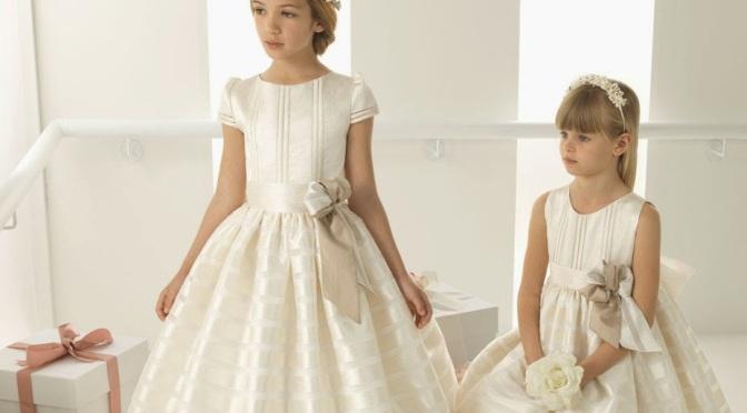 6 vestidos para as daminhas by SAX Department